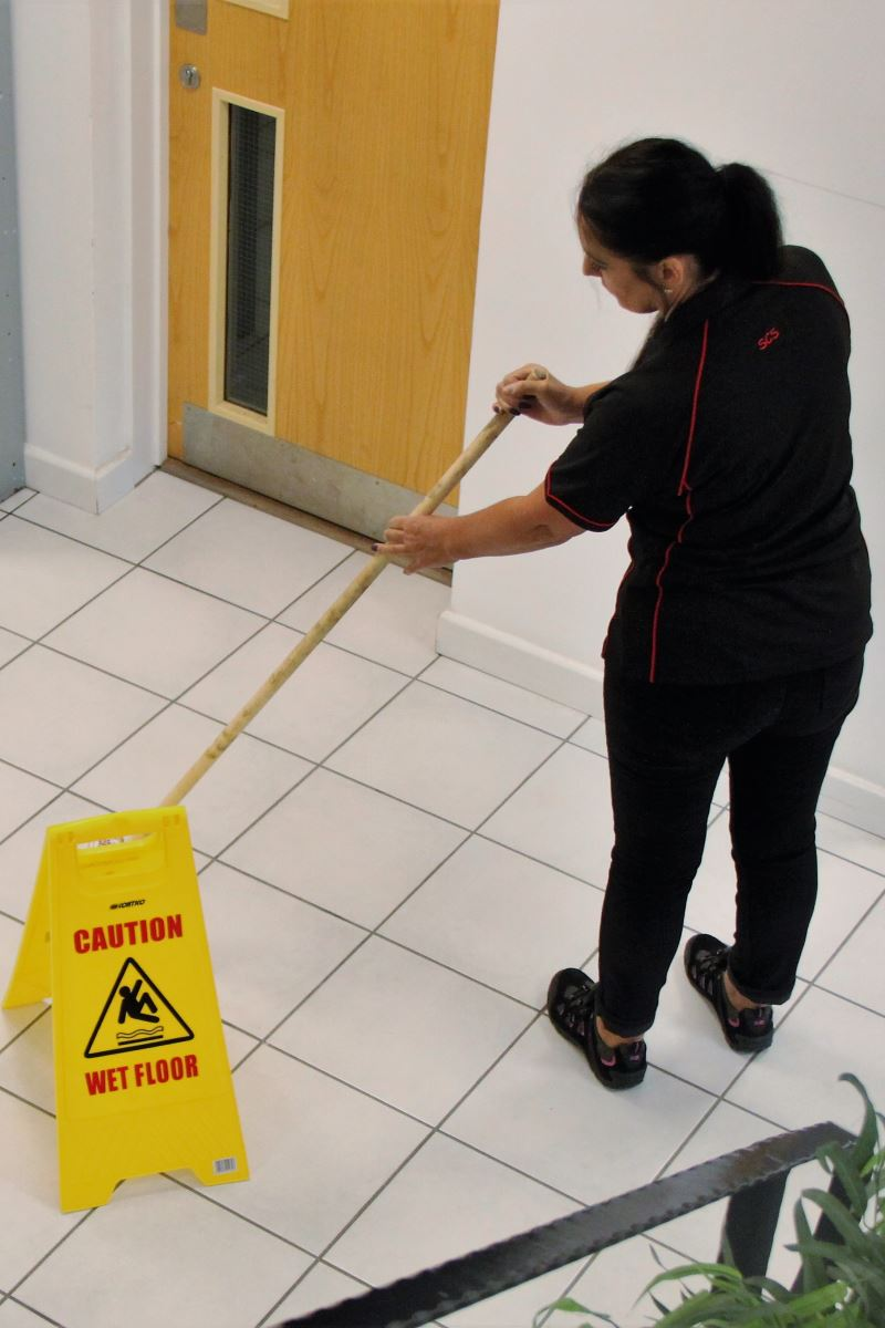 Professional Commercial Contract Cleaning in Carlisle